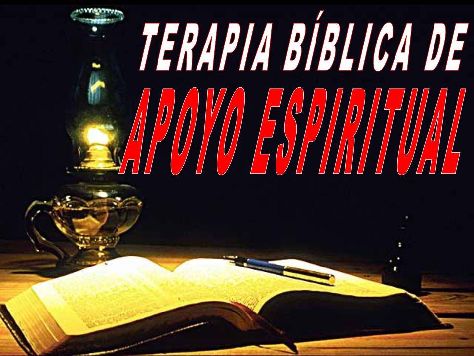 TERAPIA BÍBLICA DE APOYO ESPIRITUAL