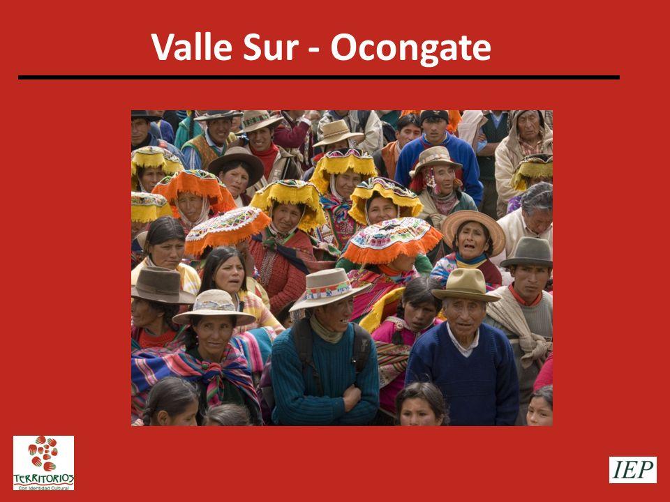 Valle Sur - Ocongate