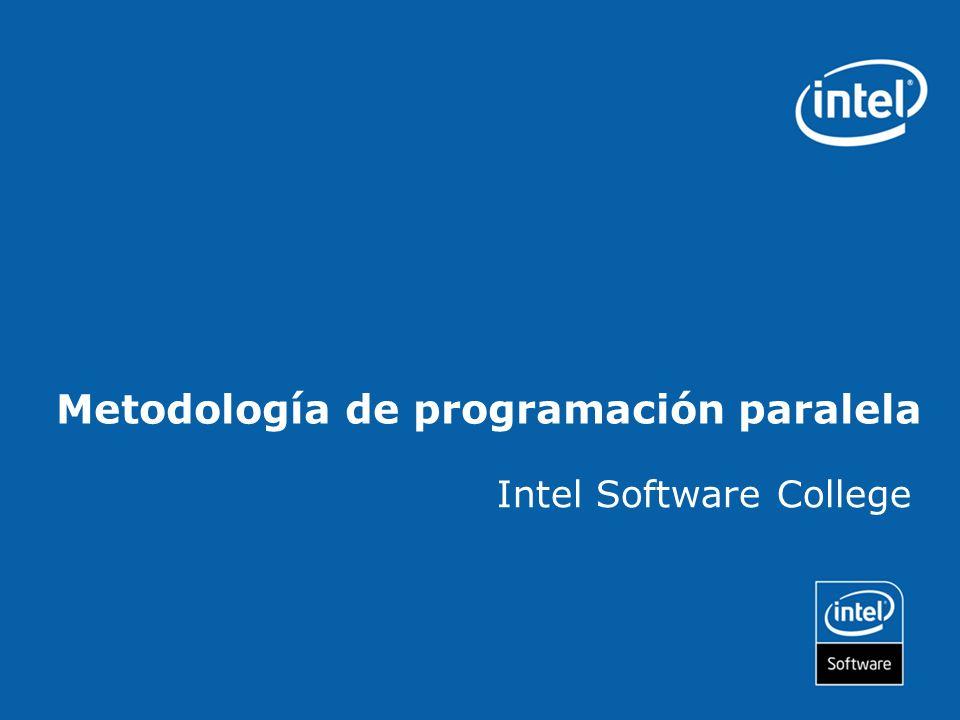 Metodología de programación paralela
