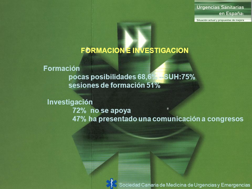 FORMACION E INVESTIGACION