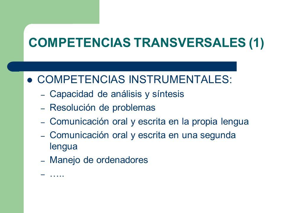 COMPETENCIAS TRANSVERSALES (1)