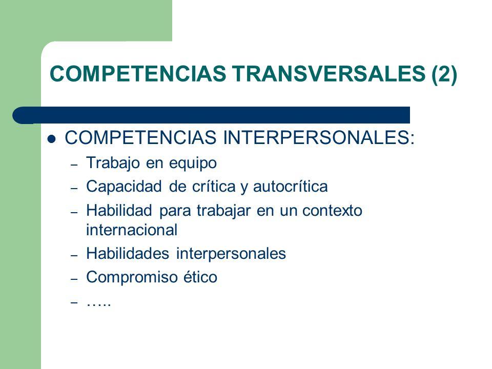 COMPETENCIAS TRANSVERSALES (2)