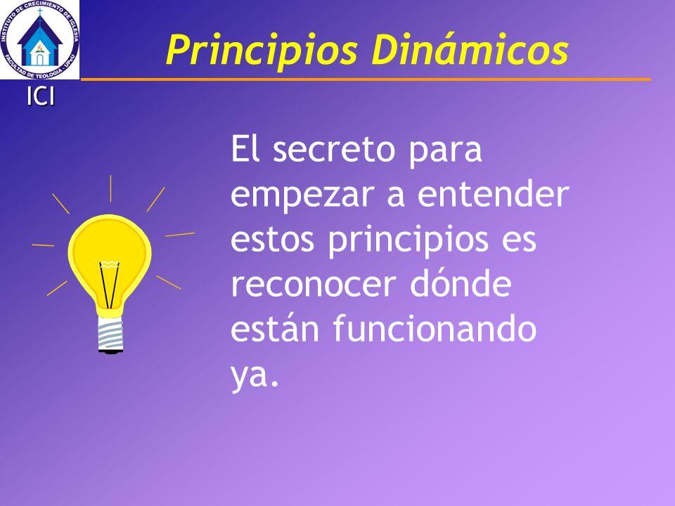 Principios Dinámicos ICI.