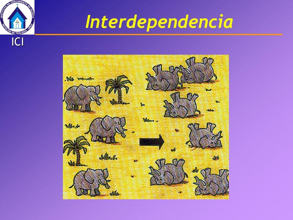 Interdependencia ICI.