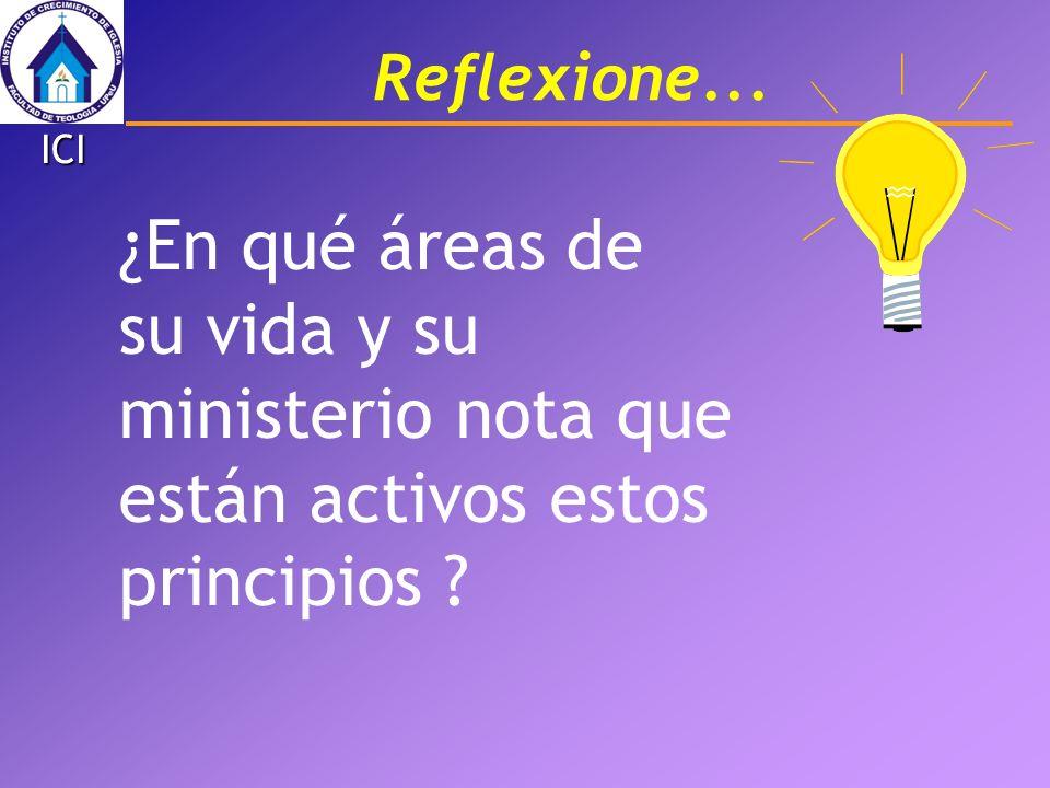 Reflexione...ICI.