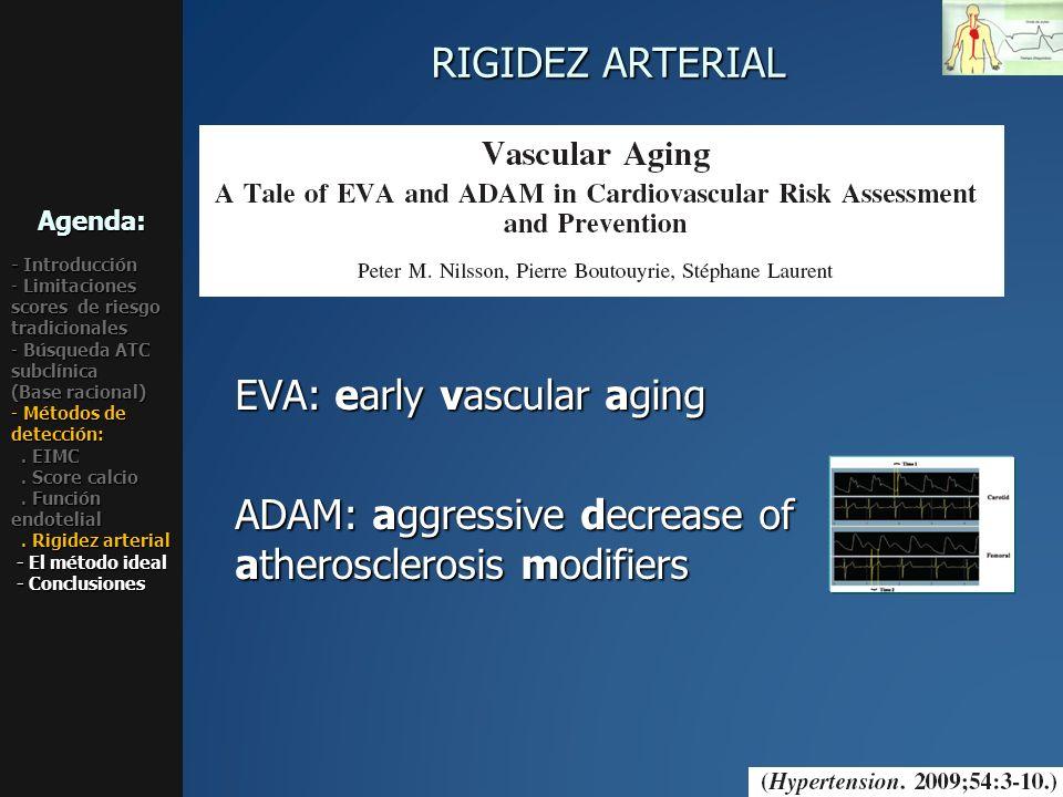 EVA: early vascular aging