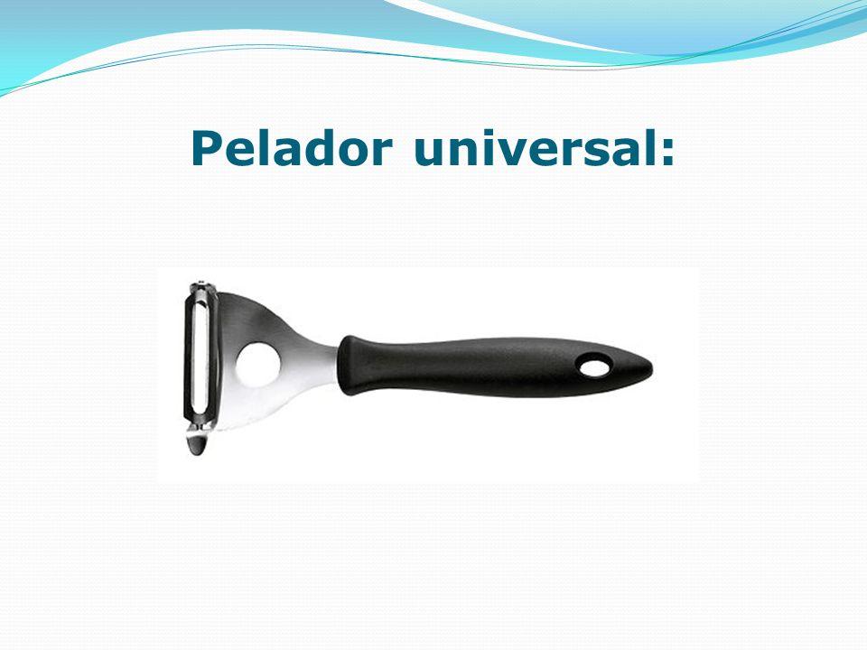 Pelador universal: