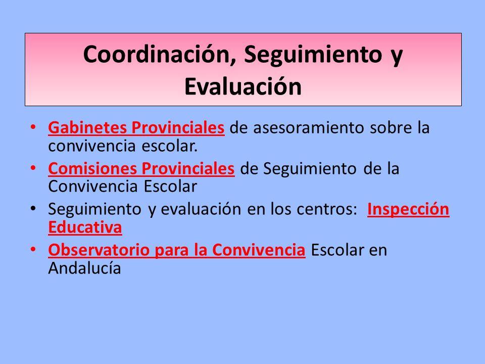 Coordinación, Seguimiento y Evaluación