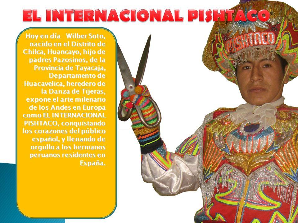 EL INTERNACIONAL PISHTACO