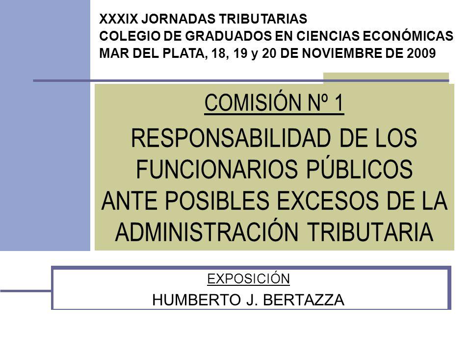 EXPOSICIÓN HUMBERTO J. BERTAZZA