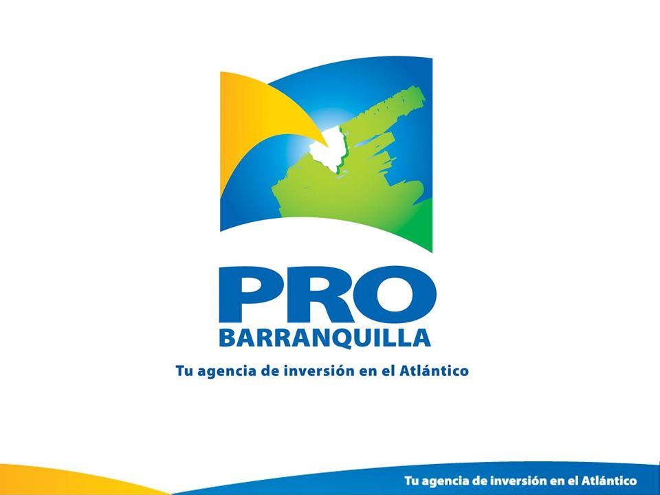 PROBARRANQUILLA Agencia de Promoción de Inversiones del Departamento del Atlántico.