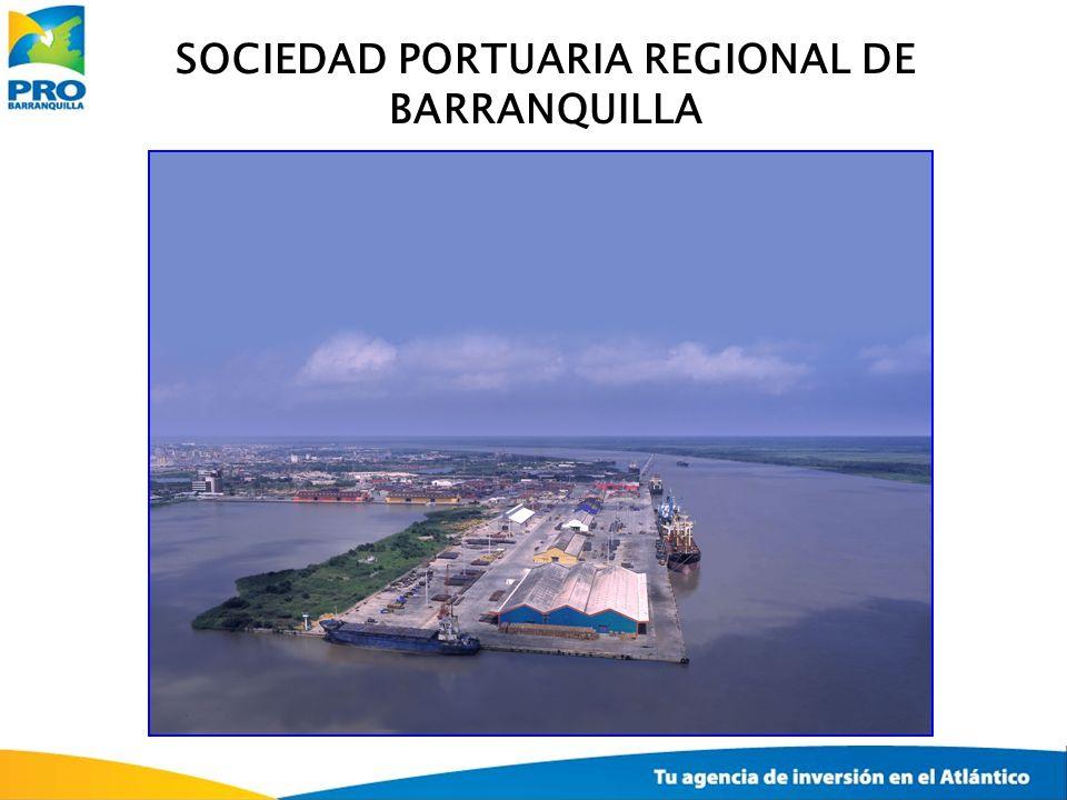 SOCIEDAD PORTUARIA REGIONAL DE BARRANQUILLA
