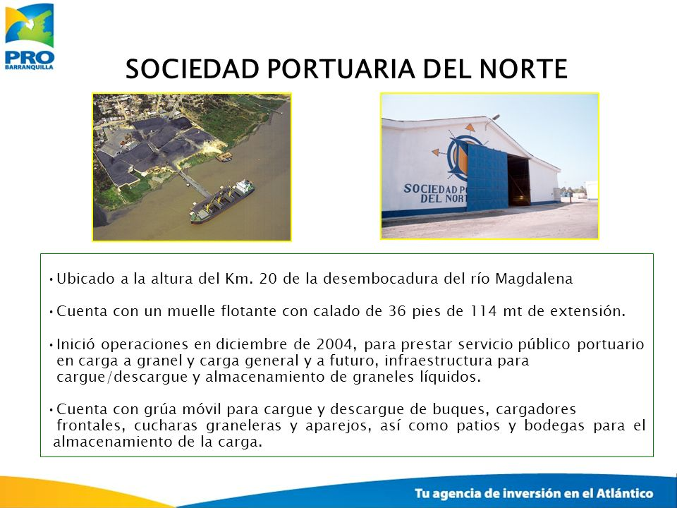 SOCIEDAD PORTUARIA DEL NORTE