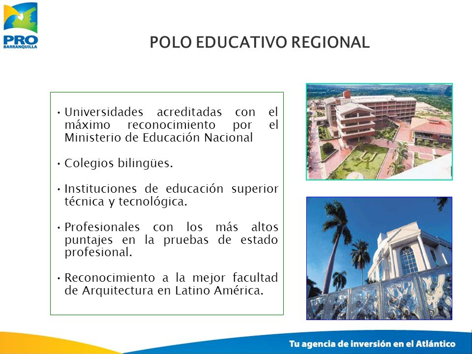 POLO EDUCATIVO REGIONAL