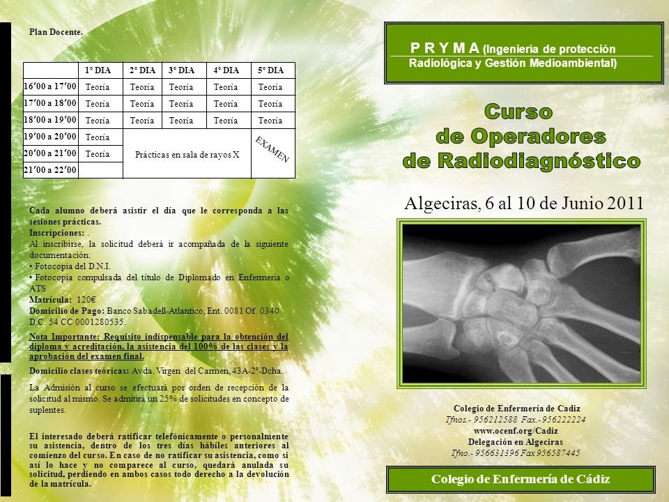 Colegio de Enfermería de Cadiz Colegio de Enfermería de Cádiz