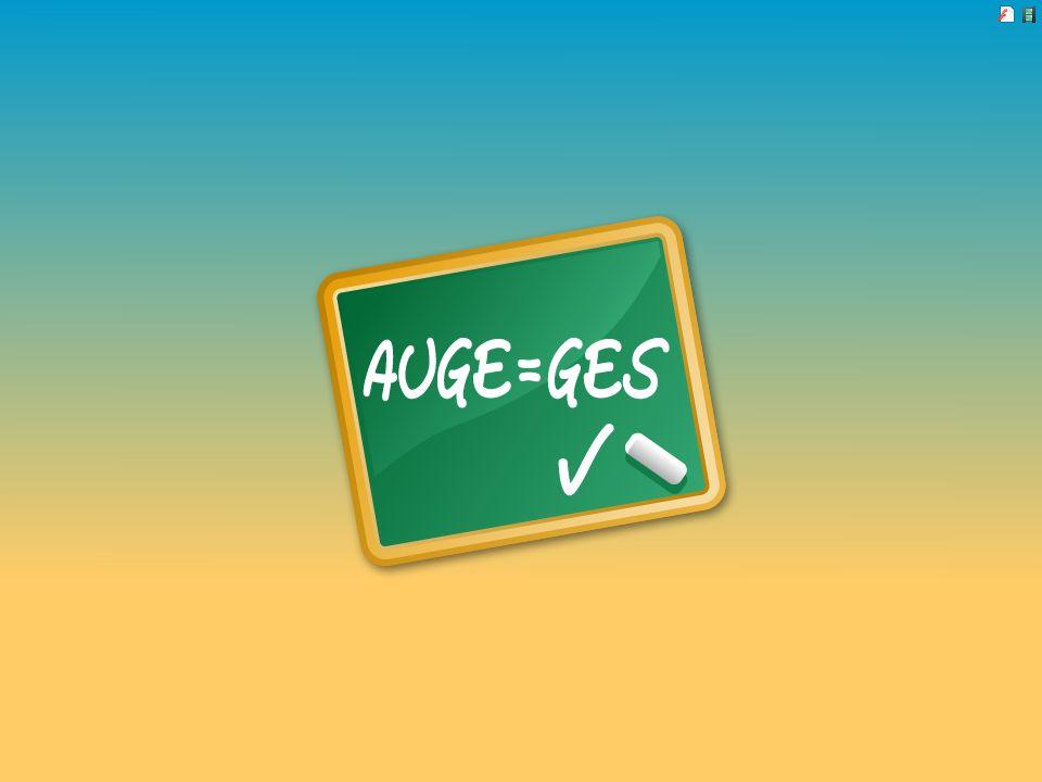 AUGE es lo mismo que Ges. ¿Y por qué la confusión