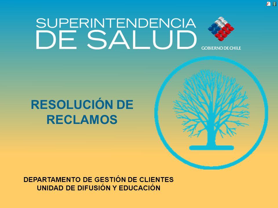 DEPARTAMENTO DE GESTIÓN DE CLIENTES UNIDAD DE DIFUSIÓN Y EDUCACIÓN