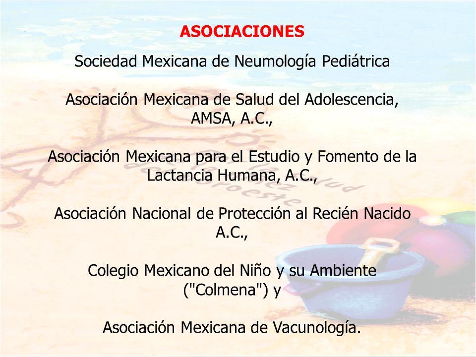 Sociedad Mexicana de Neumología Pediátrica
