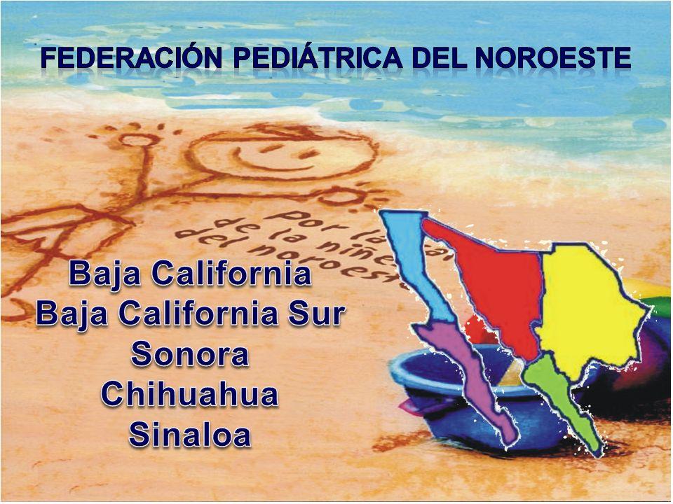 Federación pediátrica del Noroeste