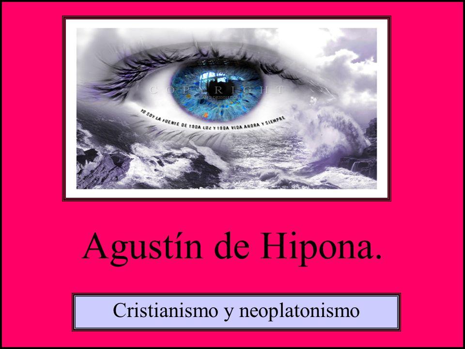 Cristianismo y neoplatonismo