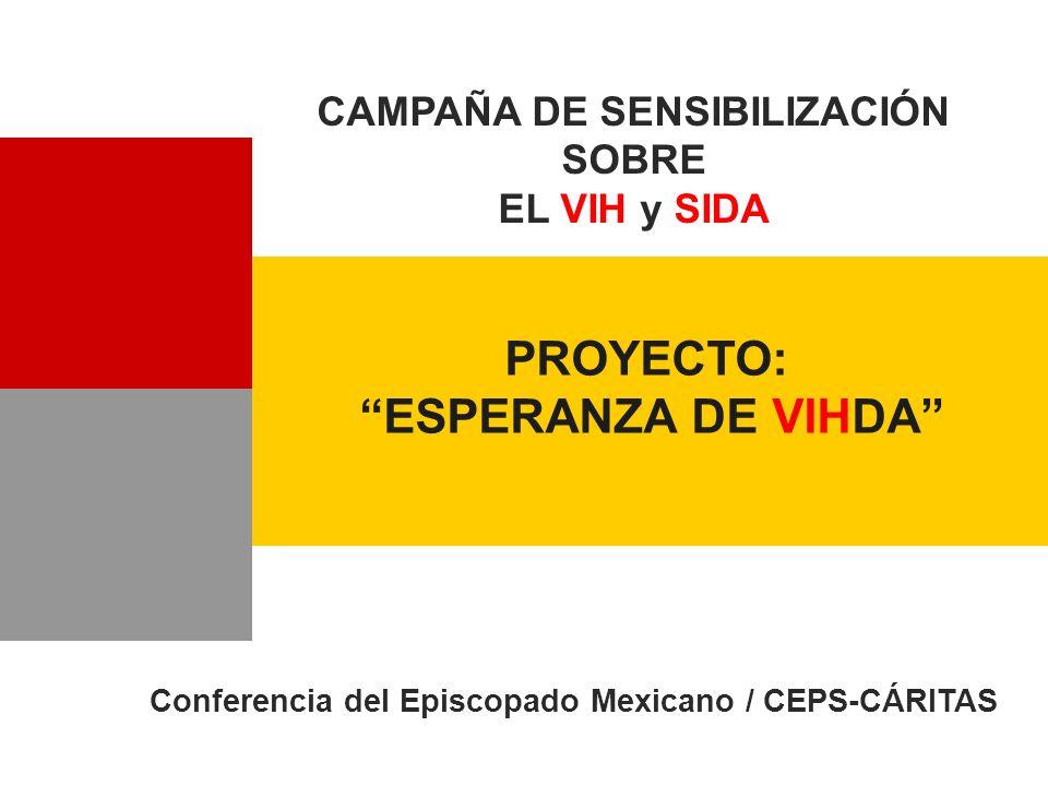 PROYECTO: ESPERANZA DE VIHDA