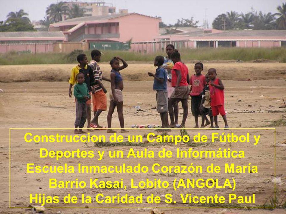 Construccion de un Campo de Fútbol y Deportes y un Aula de Informática
