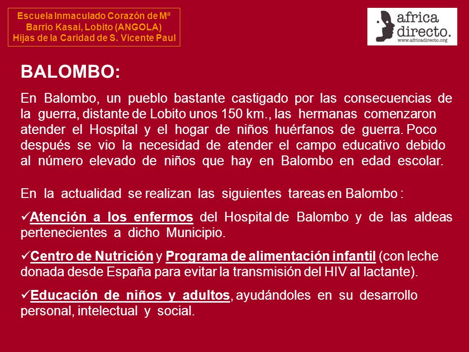 BALOMBO: