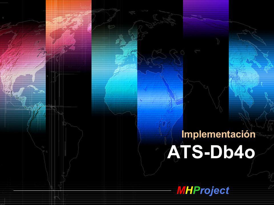 Implementación ATS-Db4o