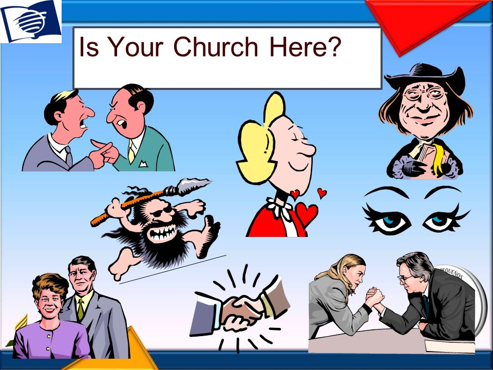 Is Your Church Here