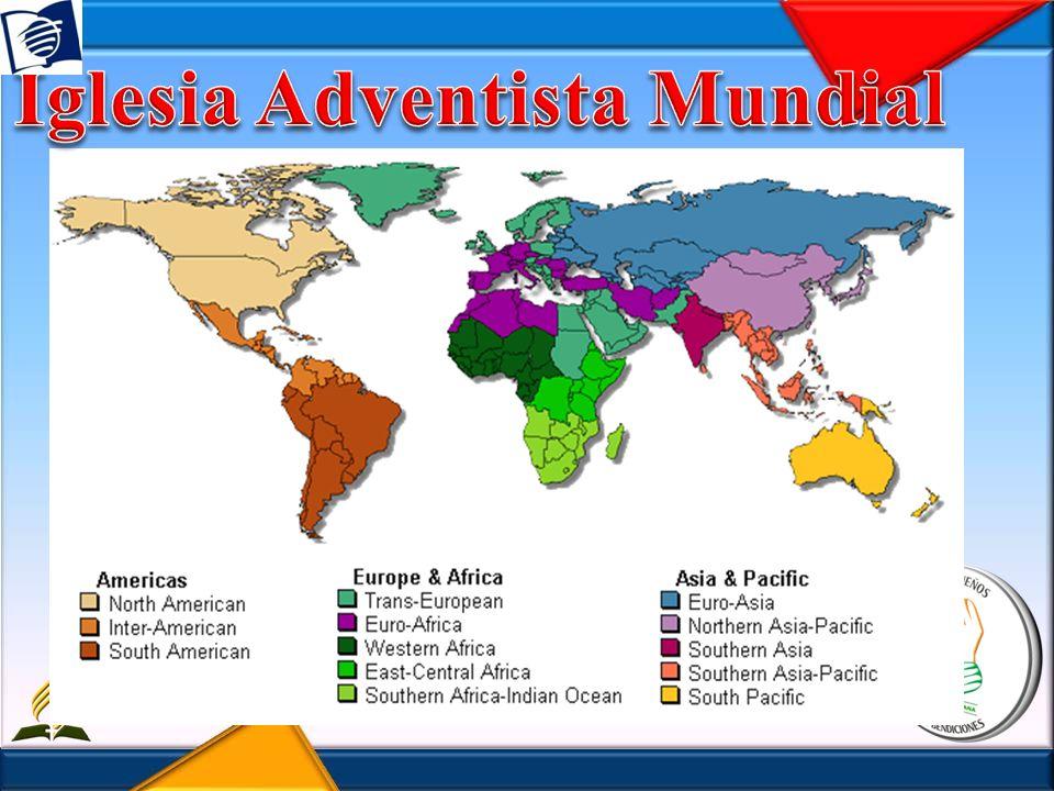 Iglesia Adventista Mundial