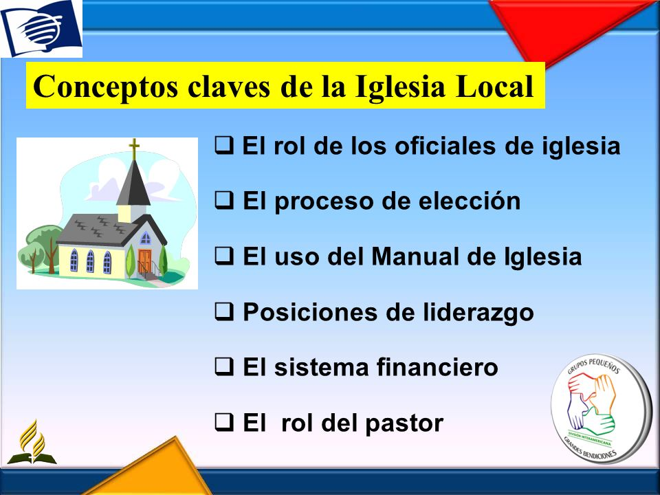 Conceptos claves de la Iglesia Local