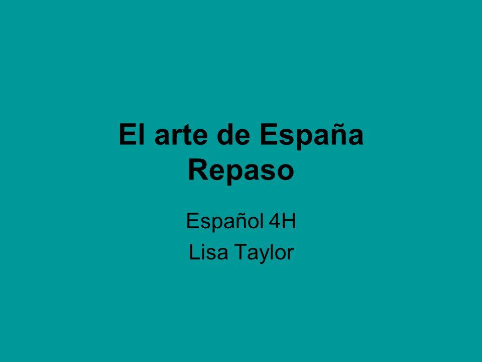 El arte de España Repaso