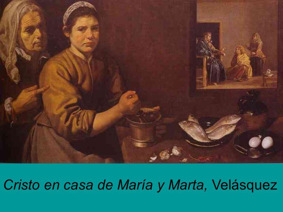 Cristo en casa de María y Marta, Velásquez