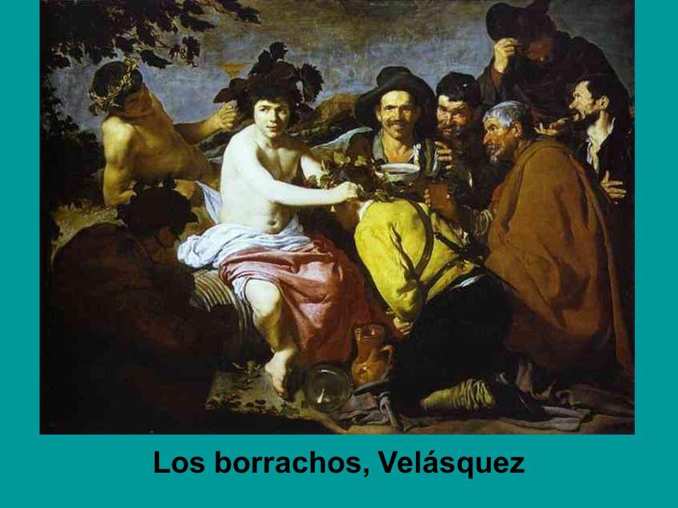 Los borrachos, Velásquez