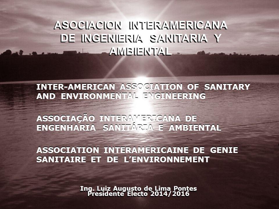 ASOCIACION INTERAMERICANA DE INGENIERIA SANITARIA Y AMBIENTAL