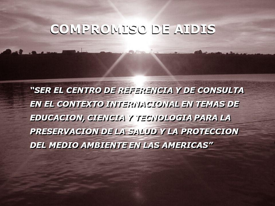 COMPROMISO DE AIDIS