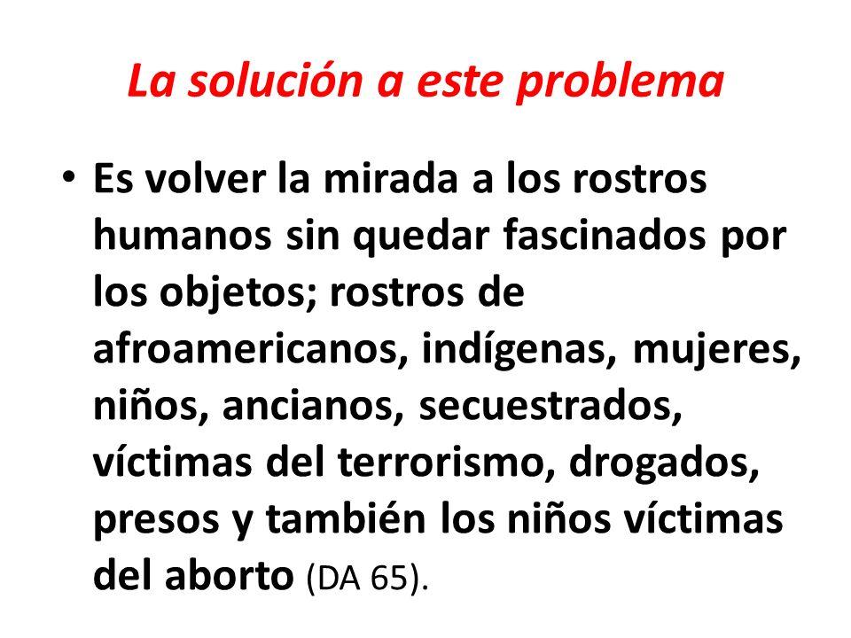 La solución a este problema