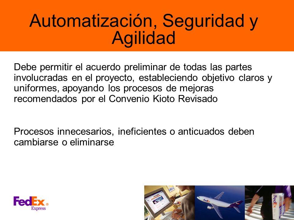 Automatización, Seguridad y Agilidad