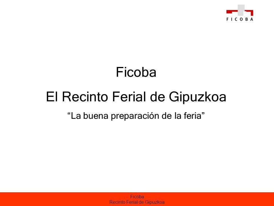 El Recinto Ferial de Gipuzkoa