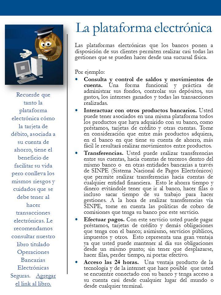 Libro ppt descargar for Banesco online consulta de saldo cuenta de ahorro