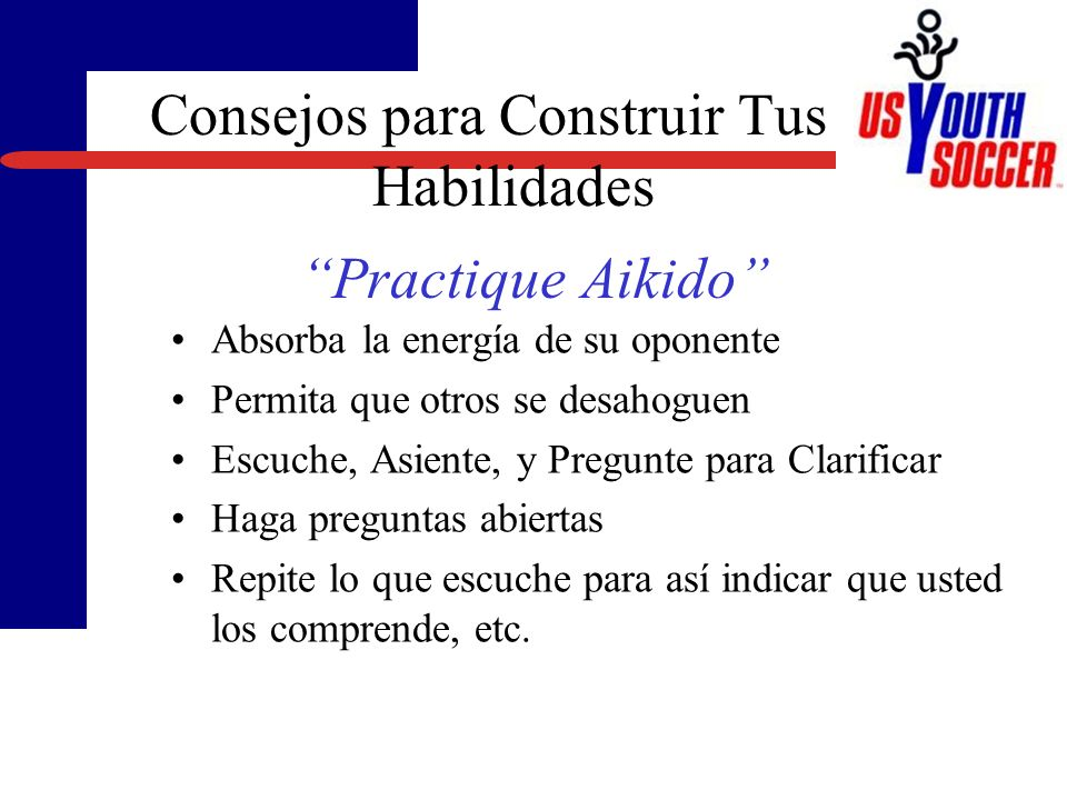 Consejos para Construir Tus Habilidades Practique Aikido