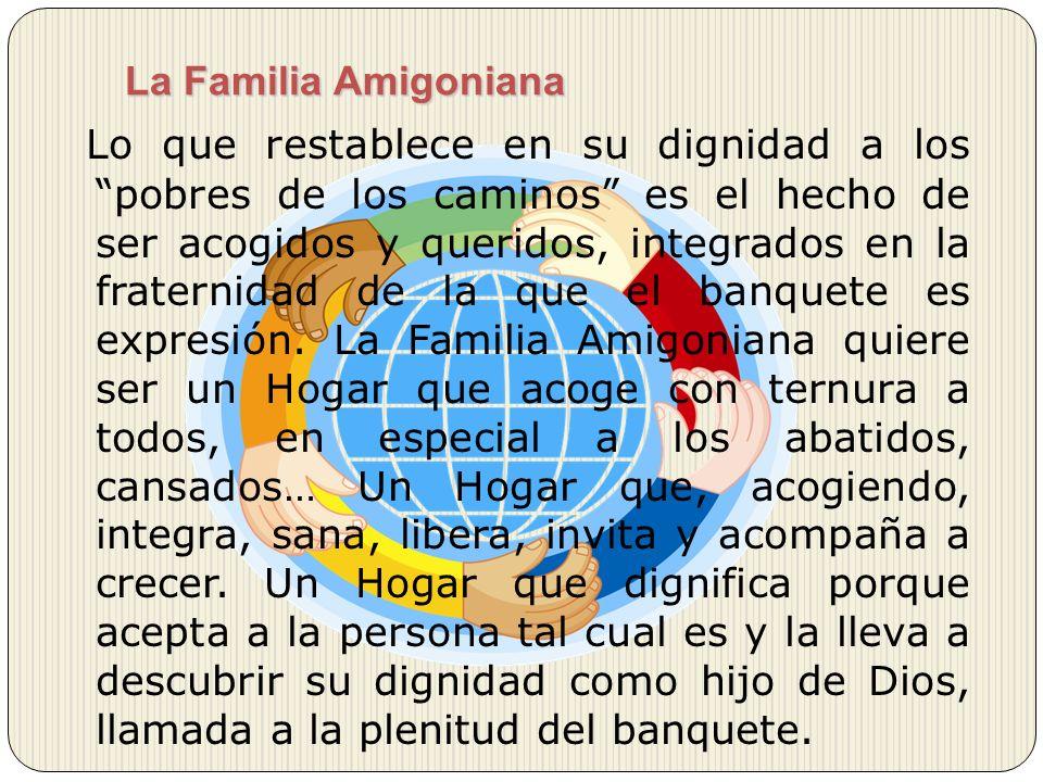 La Familia Amigoniana