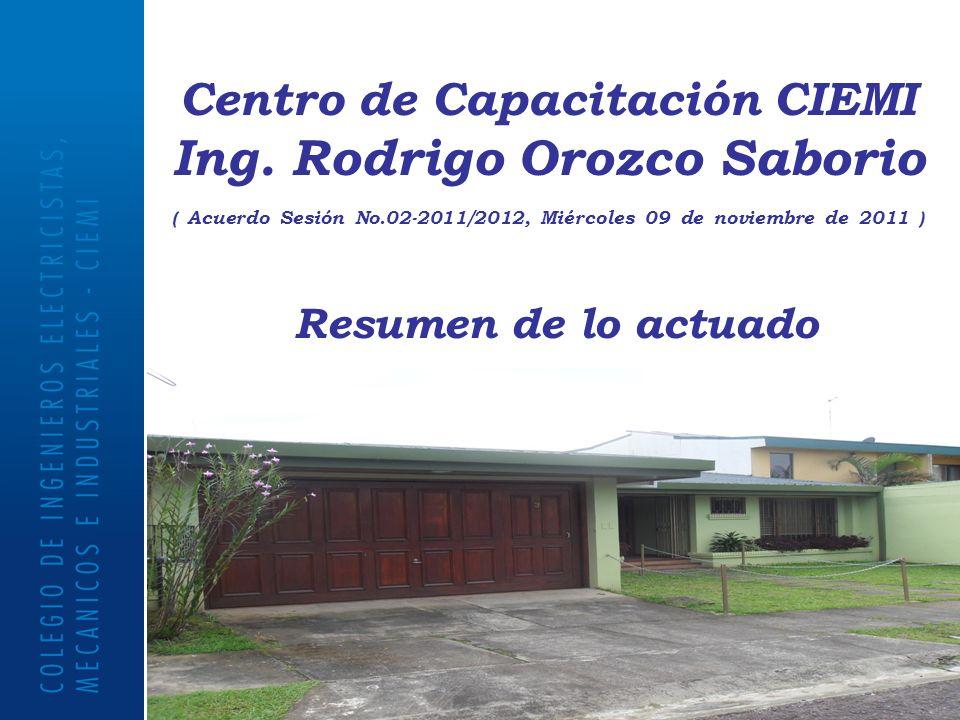 Centro de Capacitación CIEMI