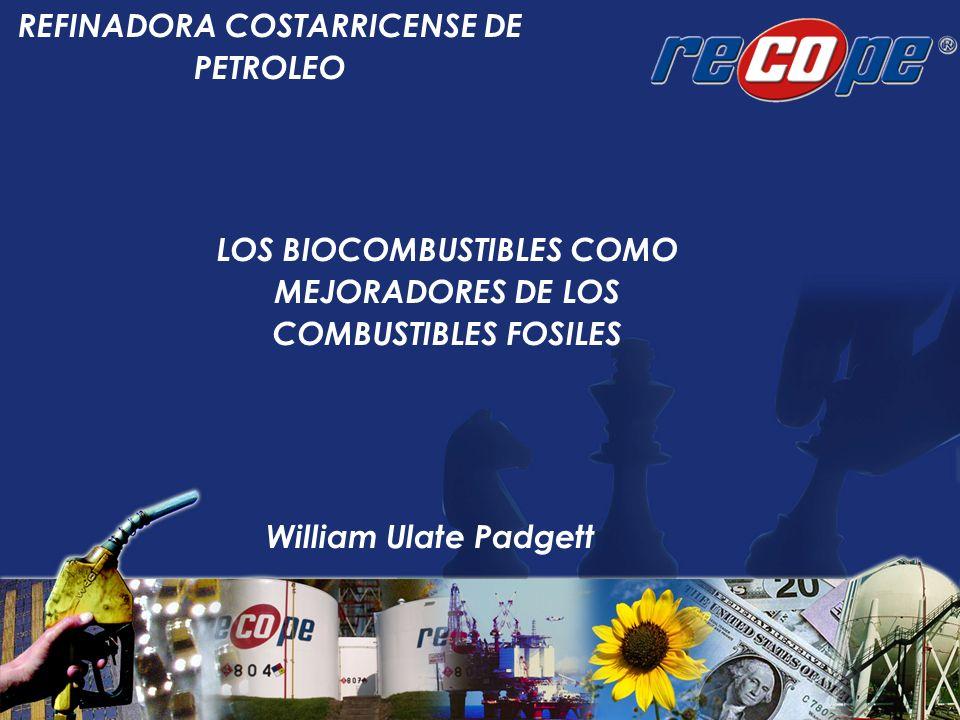 REFINADORA COSTARRICENSE DE PETROLEO