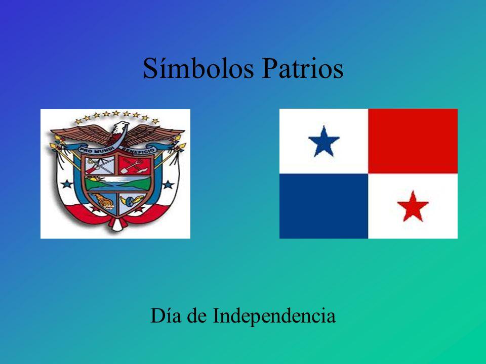 Símbolos Patrios Día de Independencia