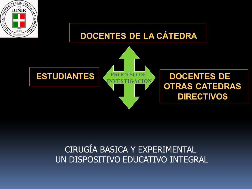ESTUDIANTES DOCENTES DE OTRAS CATEDRAS DIRECTIVOS