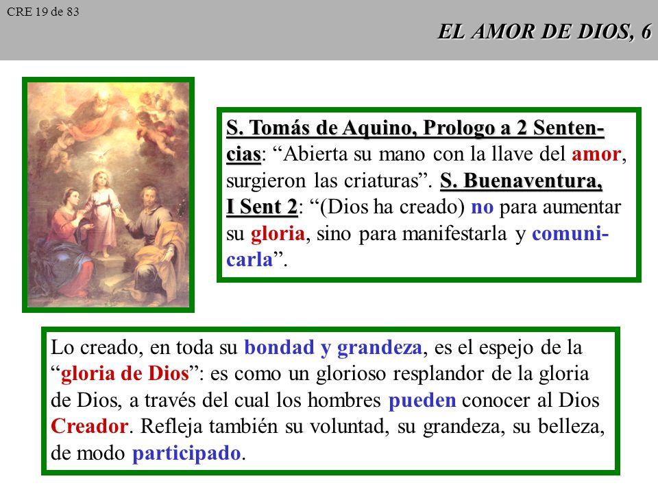 S. Tomás de Aquino, Prologo a 2 Senten-