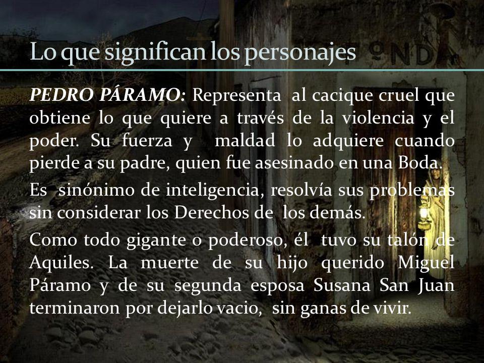 Pedro Páramo Juan Rulfo. - ppt video online descargar - photo#43
