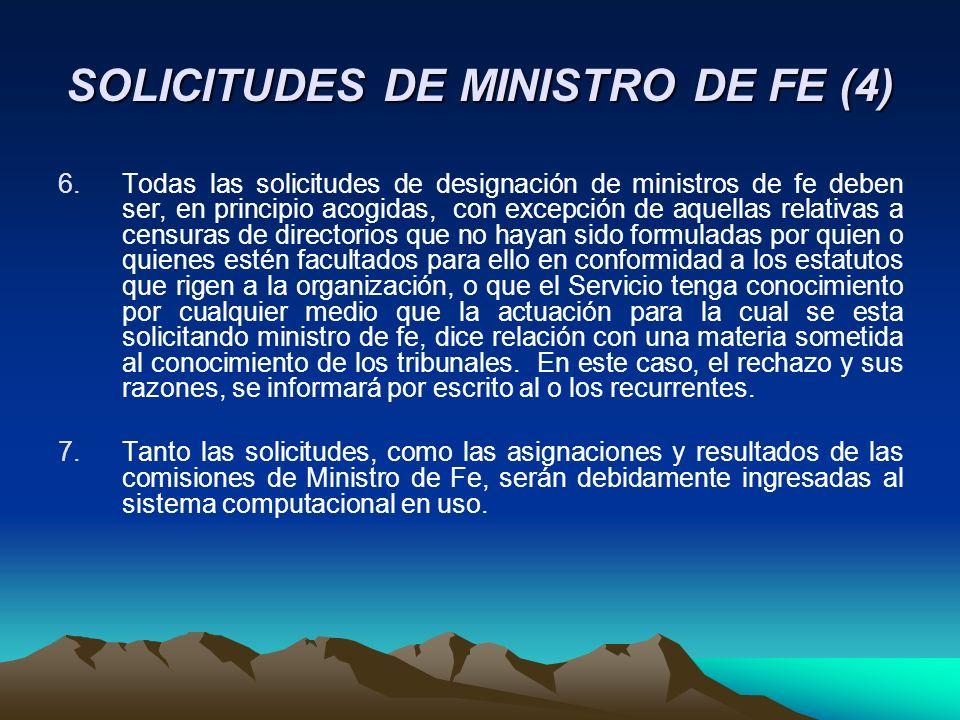 SOLICITUDES DE MINISTRO DE FE (4)