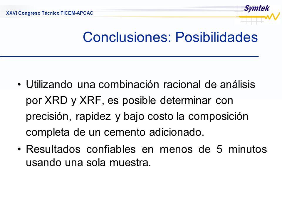 Conclusiones: Posibilidades